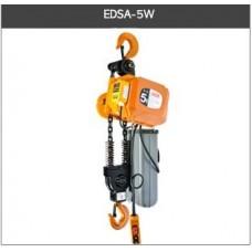 EDSA Inverter electric chain hoist - hook suspension type  (..