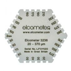 Elcometer 3236 - 3236 Hexagonal Wet Film Comb: 20 - 370µm