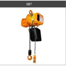 Electric Chain Hoist, DST series - hook suspension type -  1..