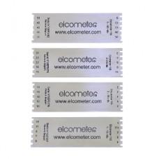 Elcometer 115 - Stainless Steel Wet Film Comb: 1 - 13Mils