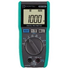 Digital multimeters - Model 1020R