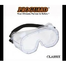 Chemical resistant goggles CLASSIX