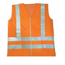 High visibility vest Mallcom VEST GLO