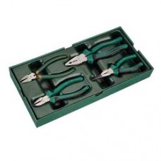 4pc pliers tray set