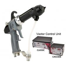 Electrostatic gun Vector R90 Cascade- Waterborne