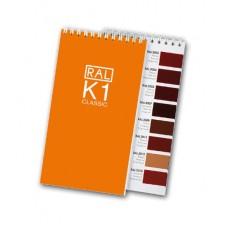 Elcometer 6210 - Bảng màu RAL COLOUR CHART K1