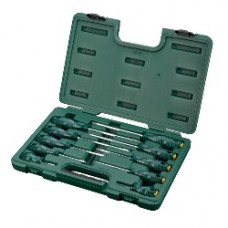 10pc acetate combination screwdriver set