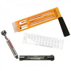 Elcometer 116 - Tay quay đo nhiệt độ môi trường