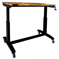 CSPS Adjustable height table 132cm VNLT132XDB12