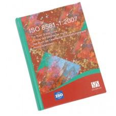 Elcometer 128 - Swedish Rust Standard Iso8501 Sis 055900