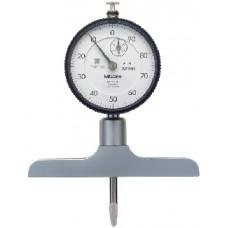 Đồng hồ đo sâu 0-210mm x 0.01/Đế 101.6mm - Model: 7214..