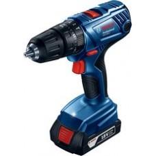Cordless drill / driver - GSB 180-LI + accessories