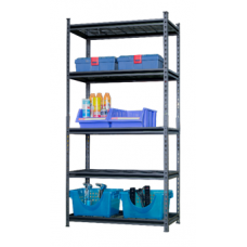 CSPS Shelf 5-levels black 91cm VNSV091A5BB1
