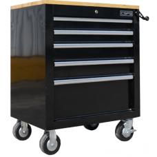 CSPS Utility cart 76cm – 05 Drawers VNLC07605B11M