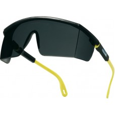 Potective goggles Deltaplus KILIMANDJARO SMOKE