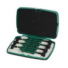 7pc precision combination screwdriver set
