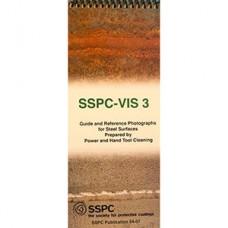 Elcometer 128 - Sspc Vis-3 Visual Standard For Hand & Power-..