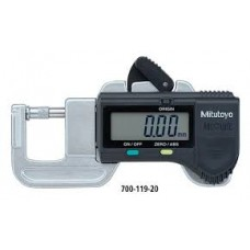Digital thickness gauge - Model: 700-119-20