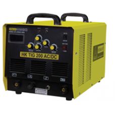 Tig-Inverter arc welding machine HK TIG 200AC/DC