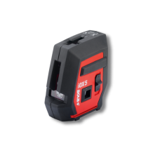 iOX5 PROFESSIONAL - line-point laser
