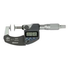Panme điện tử đo bước răng 0-25mm x 0.001 - Model: 323-250-3..