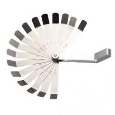 Bộ thước lá 16 chi tiết 0.05-1.00mm