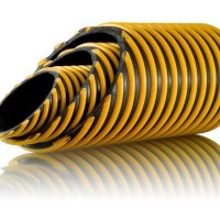Suction recovery hoses