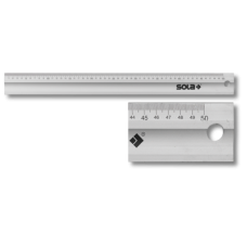 LAB 300 - steel rule - length 300mm