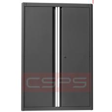 CSPS Black tool cabinet 91cm – 02 shelves VNGS3661BB11