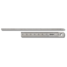 LSS 1000 - steel ruler flexible - length 1000mm
