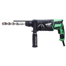 Rotary hammer drill 26mm, 830W - DH26PC