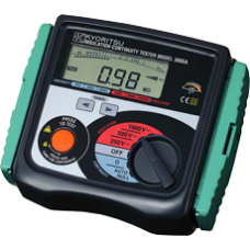Insulation / continuity tester - Model 3005A