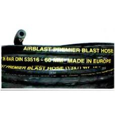 """""""Airblast Premier II"""" blasting hose 1"""" x 40m"""