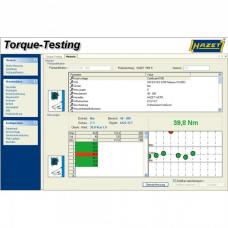 Torque testing software