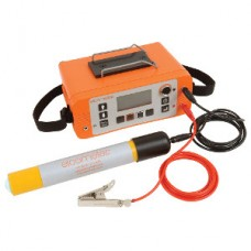 ELCOMETER 3312 MODEL THD COVERMETER WITH HALF CELL