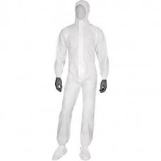 Chemical resistant clothing Deltaplus DT117