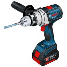 Cordless drill / driver set - GSB 18 VE-2 LI SET (2x4.0Ah)