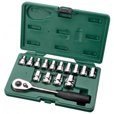 "1/2"" socket & drive set"