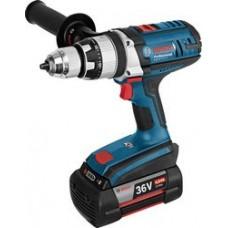 Corldless drill / driver - GSB 36 VE-2-LI (2 X 2.0 Ah)