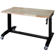 CSPS Adjustable height table 117 cm VNLT117XDB12