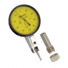 Đồng hồ so chân gập 0.8mm x 0.01 (Đầu ruby) - Model: 513-474..