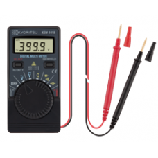 Digital multimeters - Model 1018H