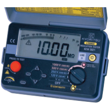 Insulation / continuity tester - Model 3023