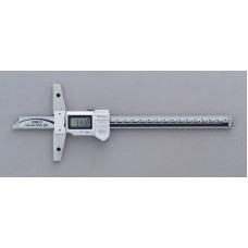 Digital depth gauge - Model: 571-252-20