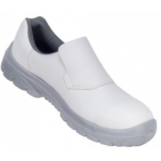 Low cut safety shoes Mallcom CYMRIC WHITE
