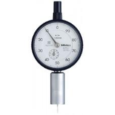Thước đo sâu đồng hồ  0-10mmx0.01 đế tròn - Model: 7222..