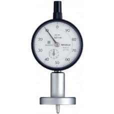 Thước đo sâu đồng hồ  0-10mmx0.01 đế tròn - Model: 7224..