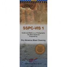 Elcometer 128 - Us Standard Sspc Vis 1-01 Blast Cleaning
