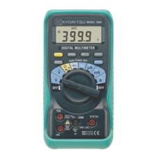 Digital multimeters - Model 1009