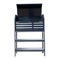 CSPS Tool shelf 104 cm – 06 drawers VNSV10406BB1S